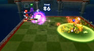 Mario & Sonic London 2012 - Vector Dream Fencing