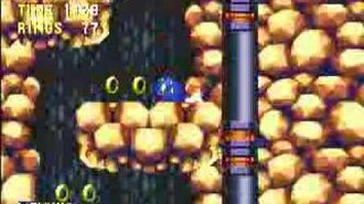 Sonic 3 & Knuckles Lava Reef Zone act 1