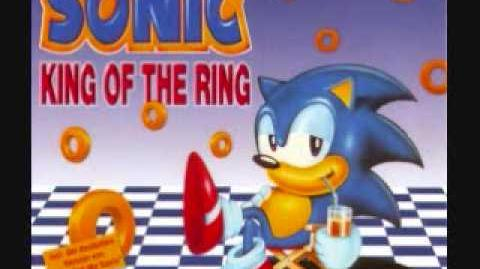 Sonic Arcade *King of The Ring*(MUSIC)
