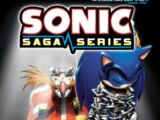 Sonic Saga Series Volume 3: Eggman Empire
