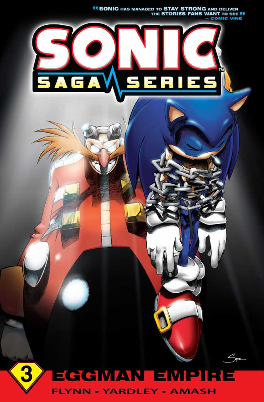 Sonic Saga Series Volume 3 Eggman Empire Sonic News Network Fandom