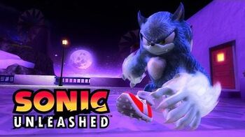 Sonic Unleashed Wii - Windmill Isle Night Act 1 Full HD 1080p