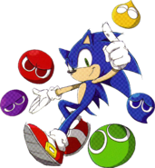 Sonic and Puyo 20th