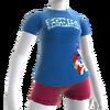 Vintage Sonic T-Shirt F
