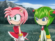 Cosmo and Amy
