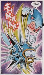 Insta-Shield the Comic
