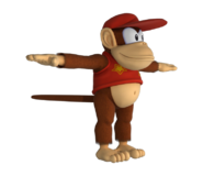 M&S Diddy Kong