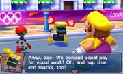Mario Sonic London 3DS Story Bonus 362