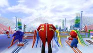 Mario Sonic Olympic Winter Games Gameplay 029