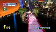 Mario Sonic Olympic Winter Games Gameplay 195