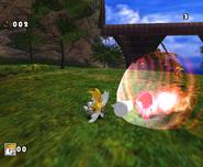 SA Tails vs Knuckles DX 2