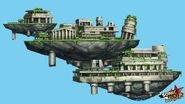 SFB Sky Sanctuary Island Concept