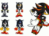 Shadow the Hedgehog/Gallery