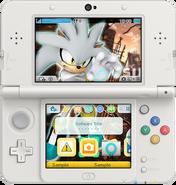 SilverStyle 3DSTheme