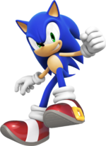 Soinc the Hedgehog Sonic Colors