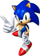 Sonic Channel 3D Sonic 2005