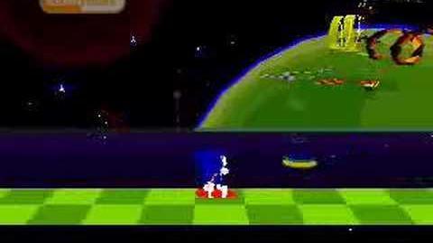 Sonic X-treme pitch demo