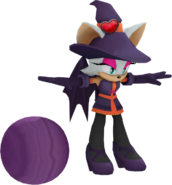 Speed Battle Model Rouge Witch