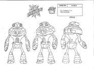 Workbot(Underground)modelsheet5