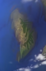 Bygone Island Space