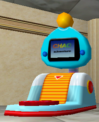 Chao Machine SADX