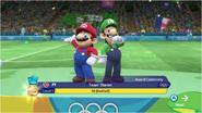 Mario & Sonic at the Rio 2016 Olympic Games - Mario and Luigi
