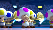 Mario Sonic Olympic Winter Games Festival Mode Opening 3