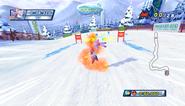 Mario Sonic Olympic Winter Games Gameplay 018