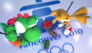 Mario Sonic Olympic Winter Games Opening 52