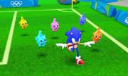 Mario Sonic Rio 3DS Gameplay 556