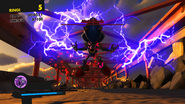 Metal Sonic Forces boss 01
