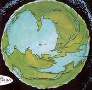 Mobius Sonic the Comic