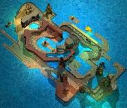Reactive Factory map