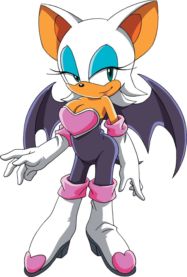 Sonic rouge sexy