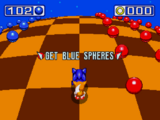 Specjalny poziom (Sonic 3 & Knuckles)
