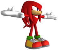 SonicForcesKnucklesModel
