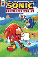 Sonic 3 Cover A