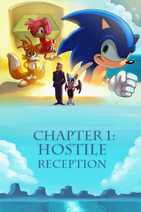 Sonic Chronicles (The Dark Brotherhood) Chapter 1
