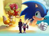 Sonic Chronicles: The Dark Brotherhood Chapter 1: Hostile Reception