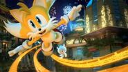 Sonic Colors - Tails