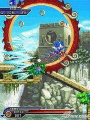 Sonic Unleashed Celular