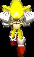 Super Sonic Adventure art