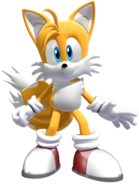 Tails in Shadow TH