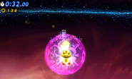 Time Eater immobilizing orb 3DS