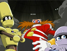 Eggman bodyguards ep 67
