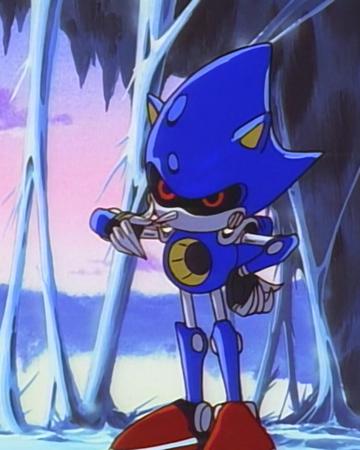 Hyper Metal Sonic Sonic News Network Fandom