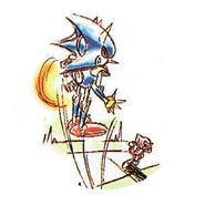 KC Japanese Manual Metal Sonic