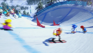 Mario Sonic Olympic Winter Games Opening 62