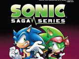 Sonic Saga Series Volume 7: The Dark Mirror