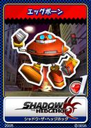 Shadow the Hedgehog karta 3
